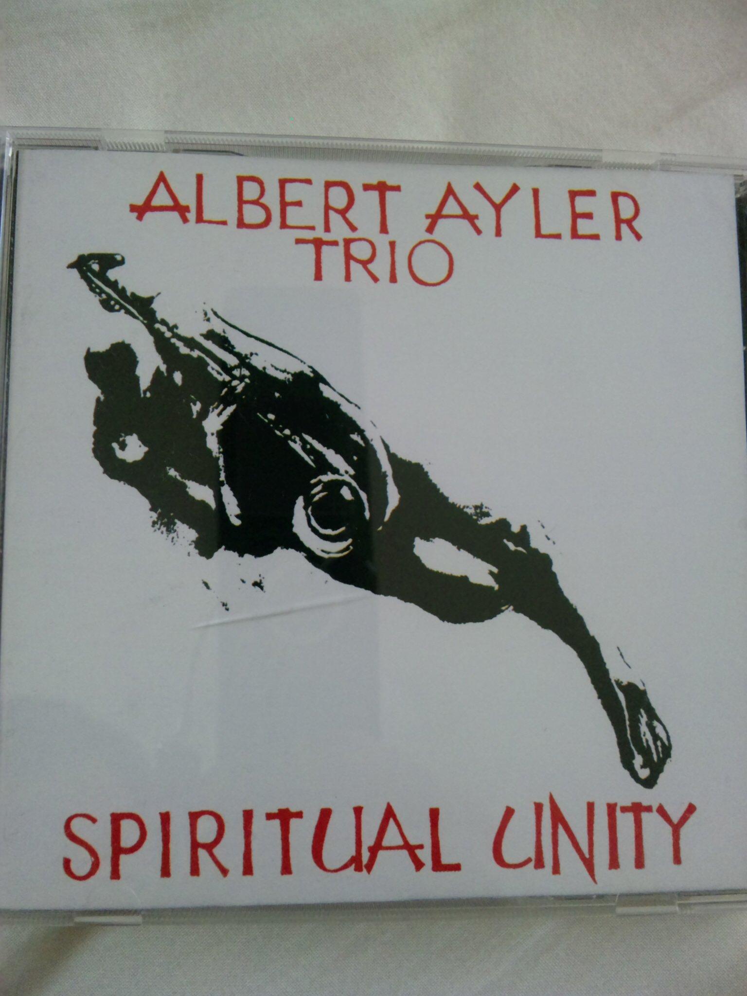 ALBERT AYLER TRIO/SPIRITUAL UNITY