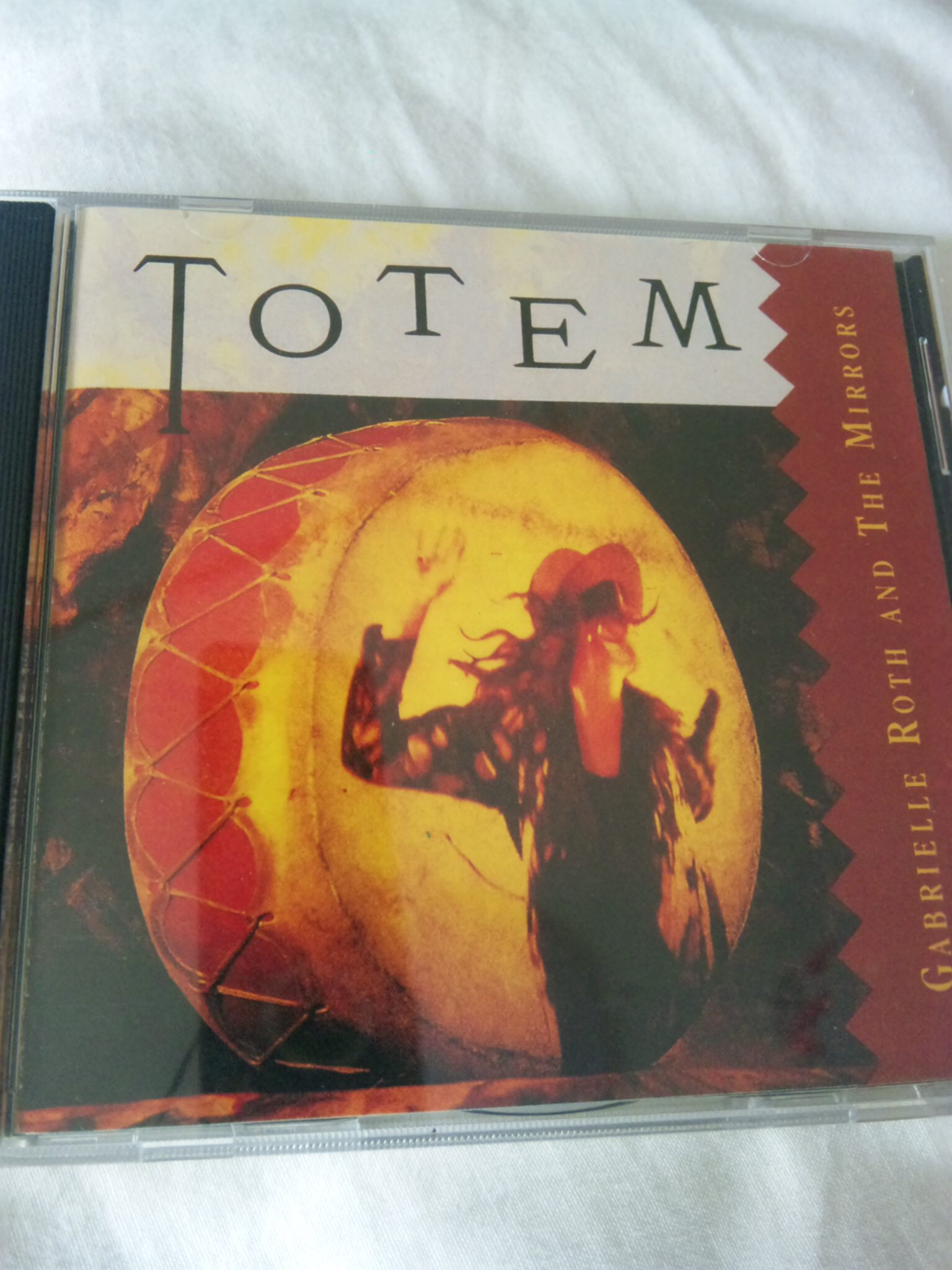 TOTEM; GABRIELL ROTH AND THE MIRRORS