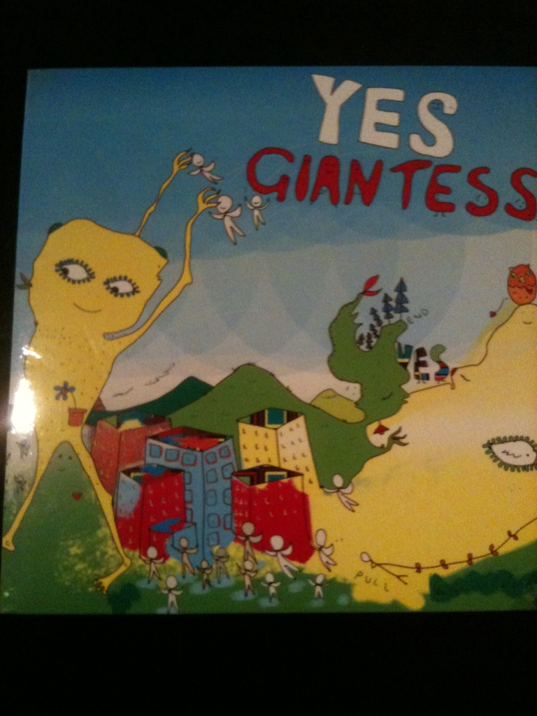 yes  giantess