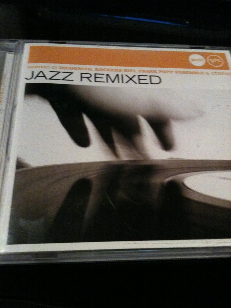 jazz remixed
