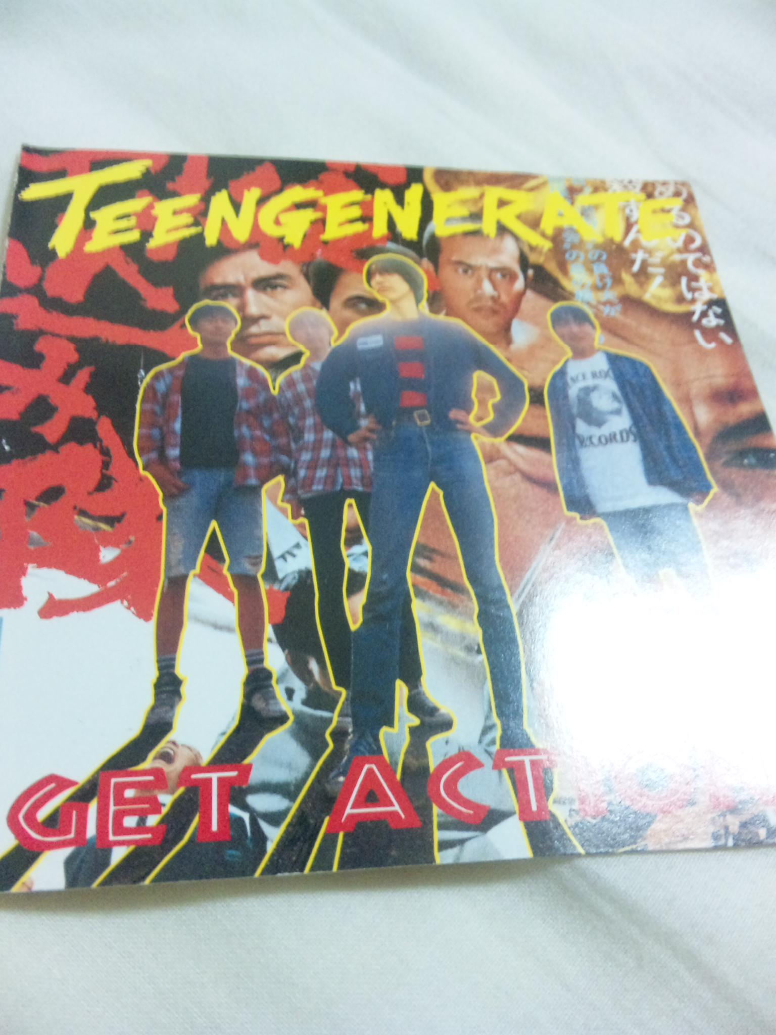 TEENGENERATE 〜GET ACTION〜