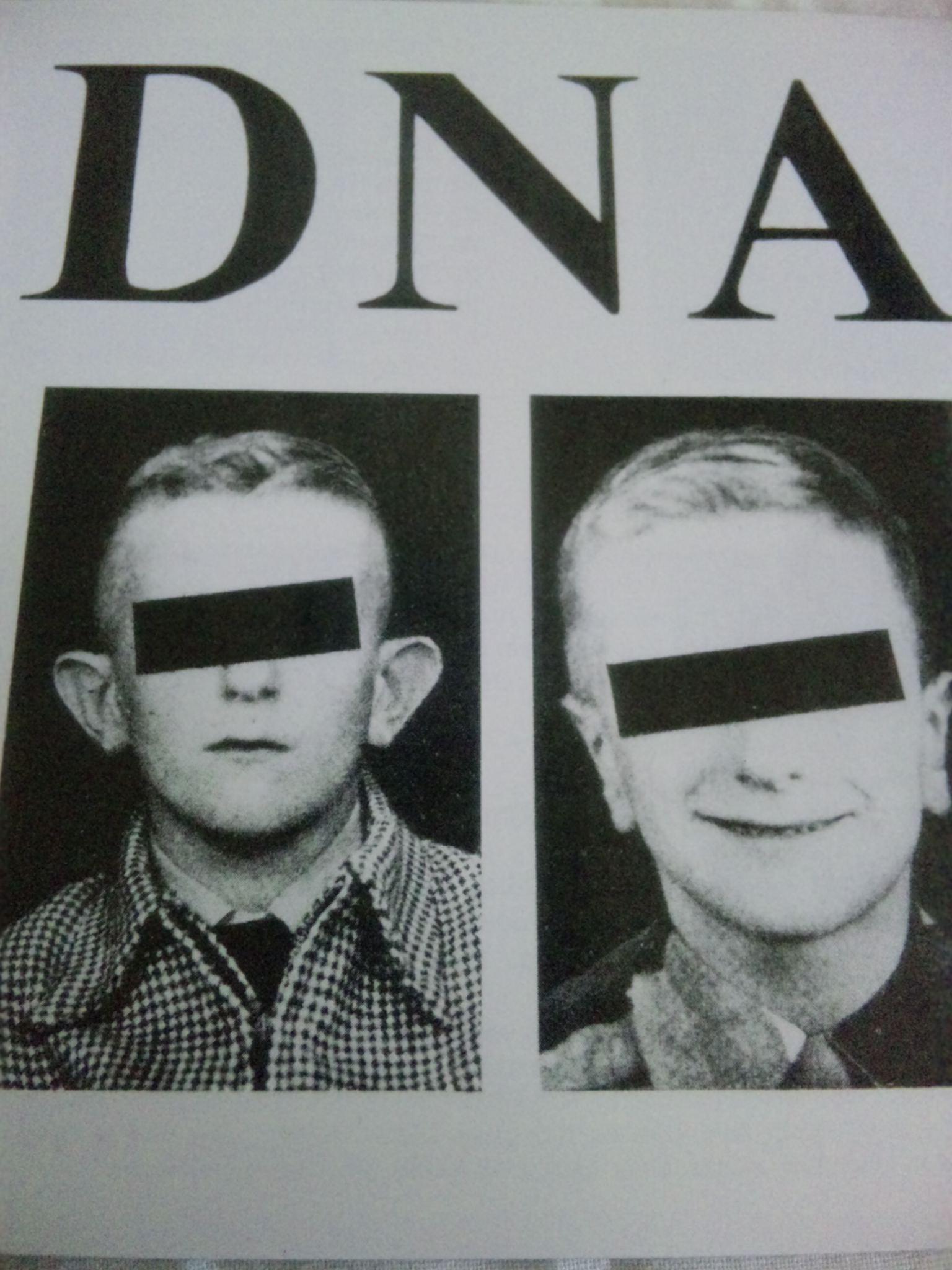 DNA ON DNA
