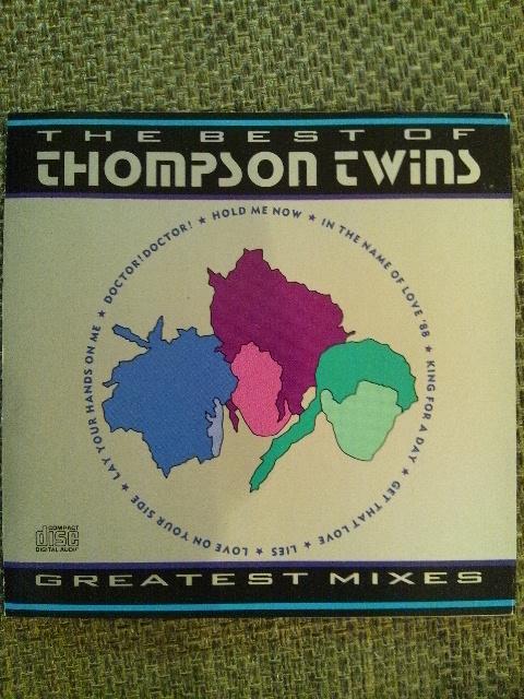 THOMPSON TWIINS
