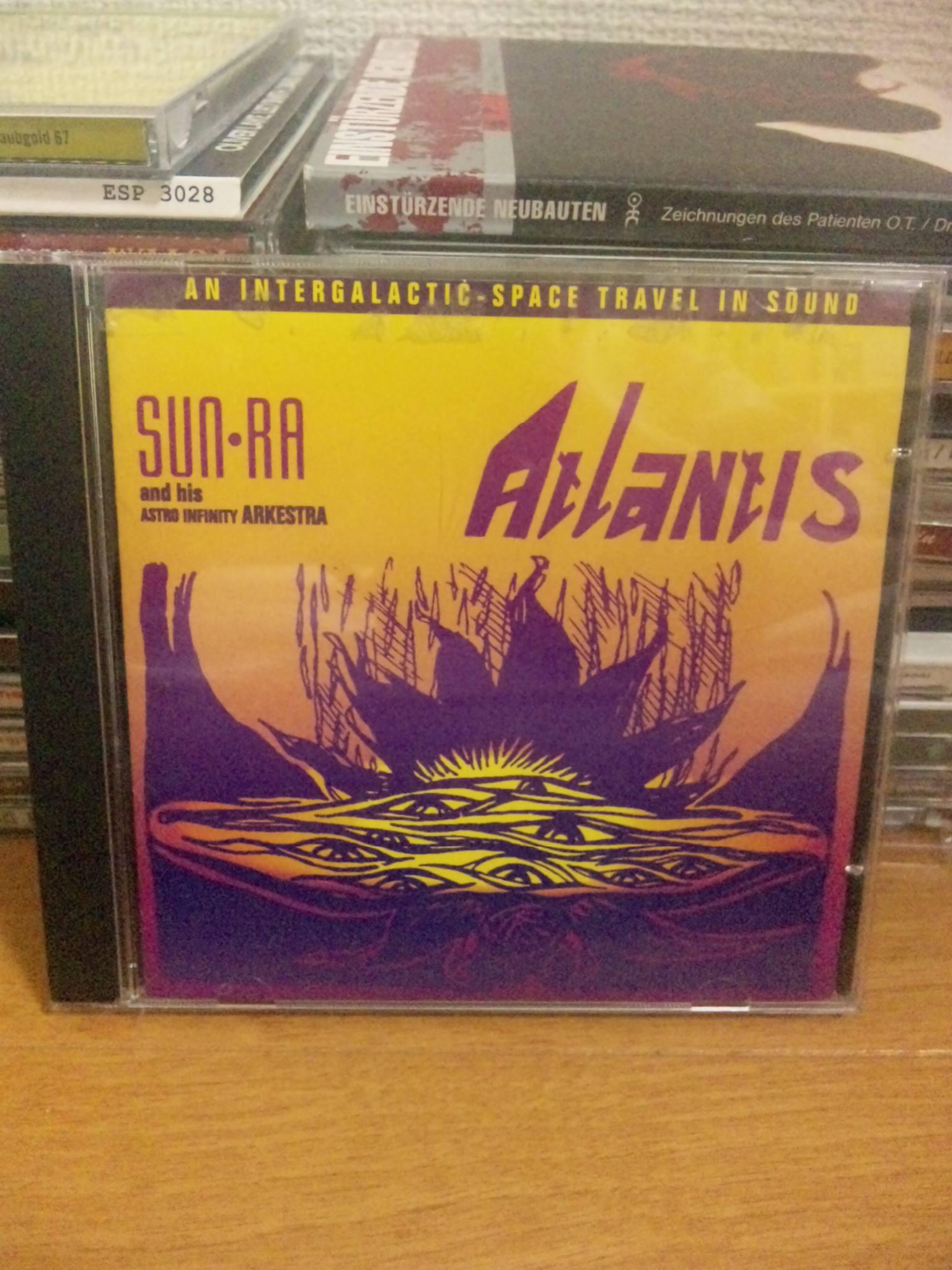 SUN RA ; ATLANTIS