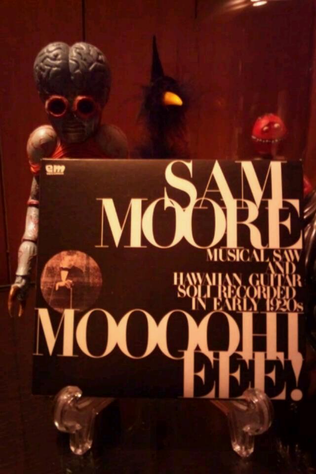Sam Moore