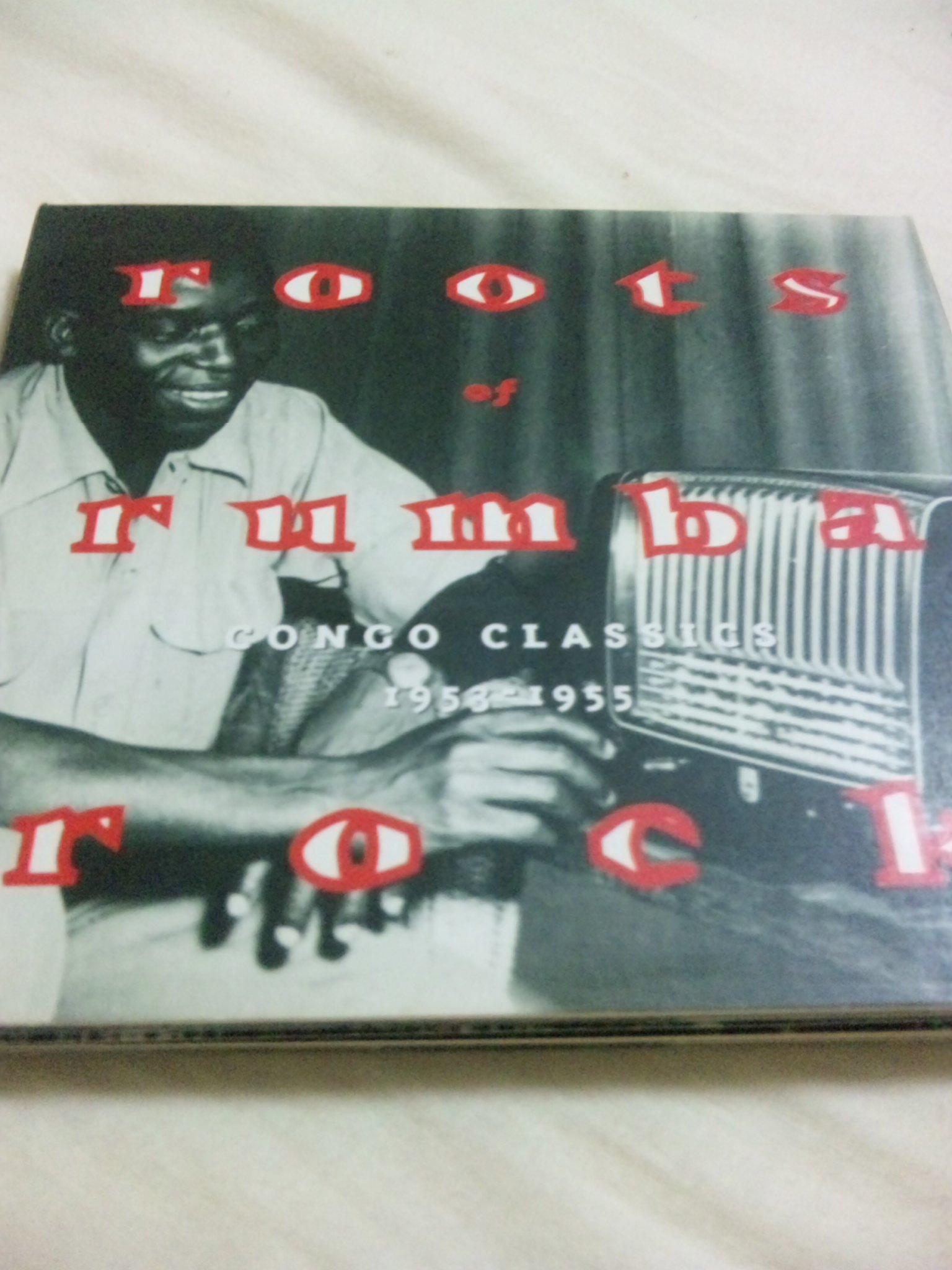 ROOTS OF RUMBA ROCK;CONGO CLASSICS 1953-1955