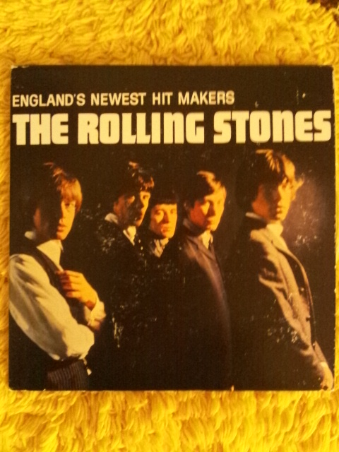 THE ROLLING STONES☆ENGLANDS NEWEST HIT MAKERS