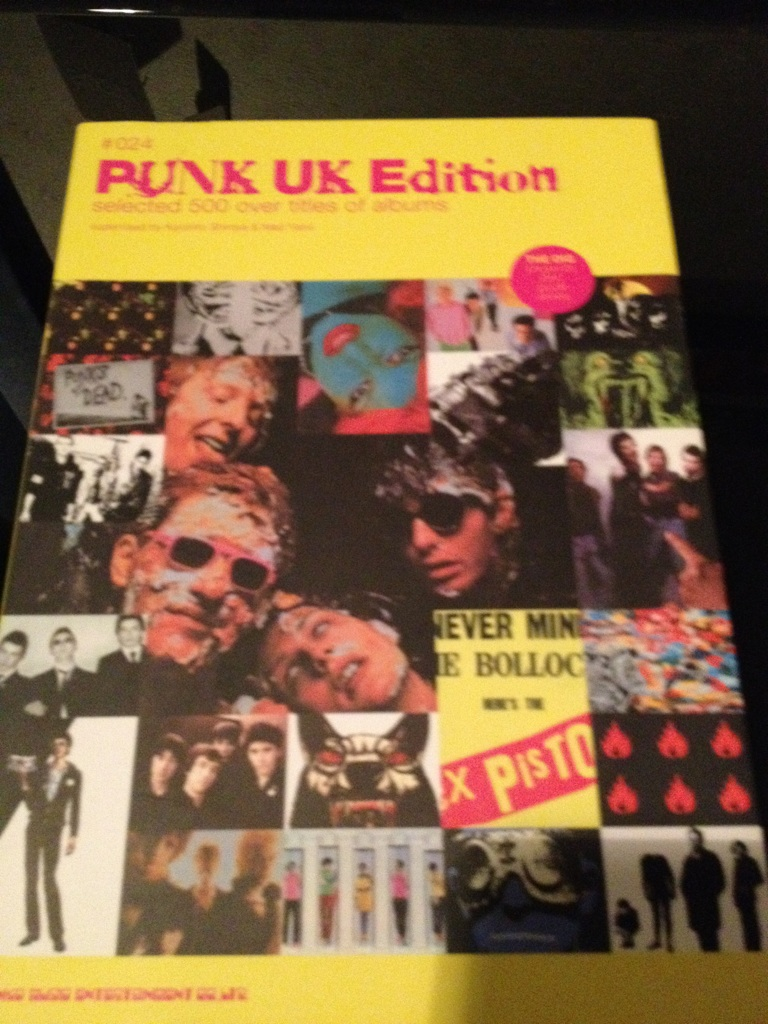 punk uk edition