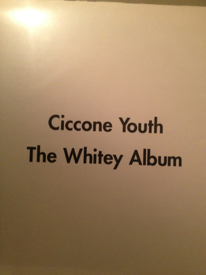 ciccone youth