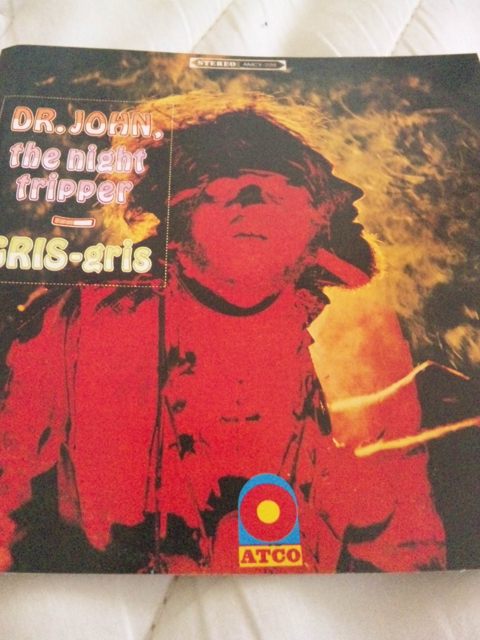 Dr.JOHN THE NIGHT TRIPPER;GRIS-GRIS