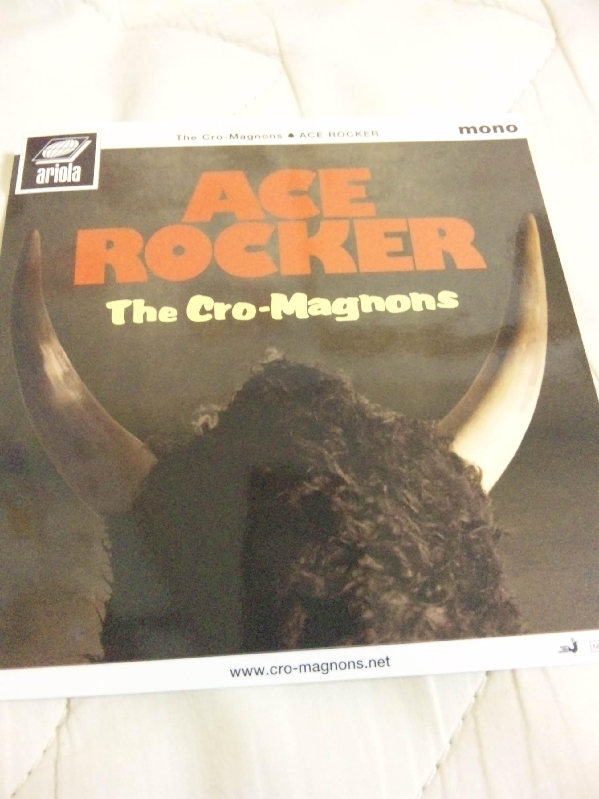 THE CRO-MAGNONS;ACE ROCKER