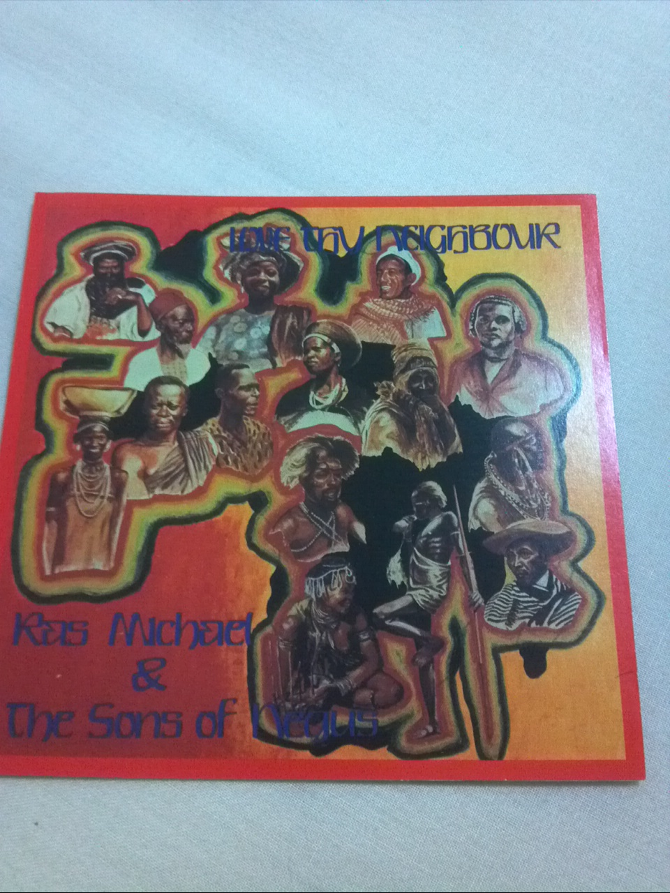 Ras michael &the suns of negus