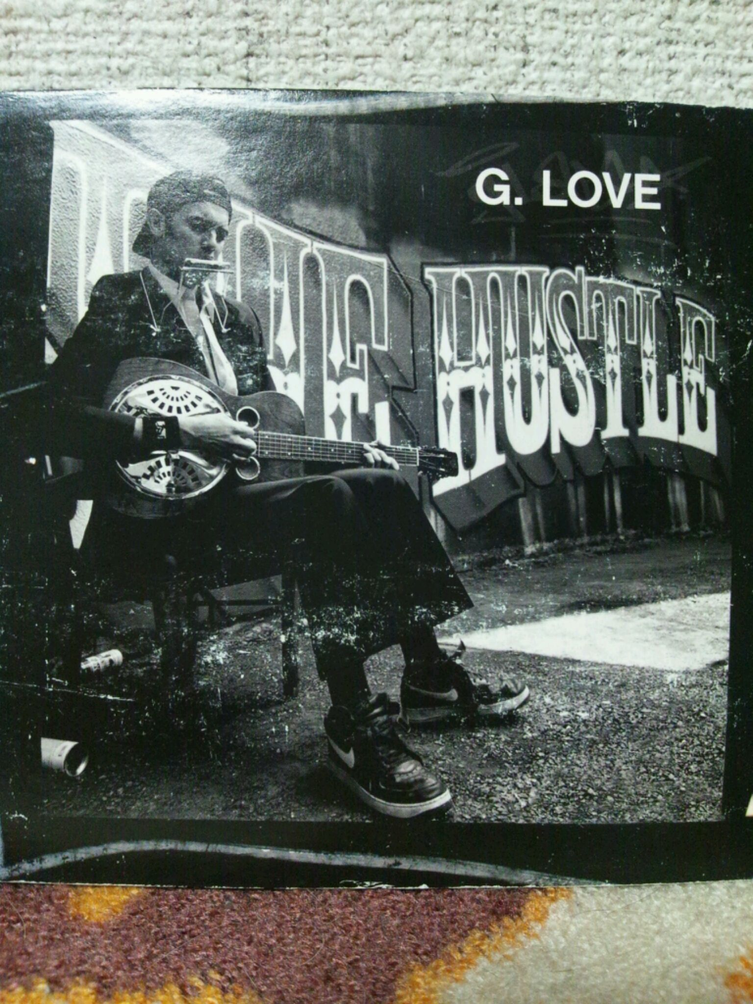 G.LOVE☆THE HUSTLE