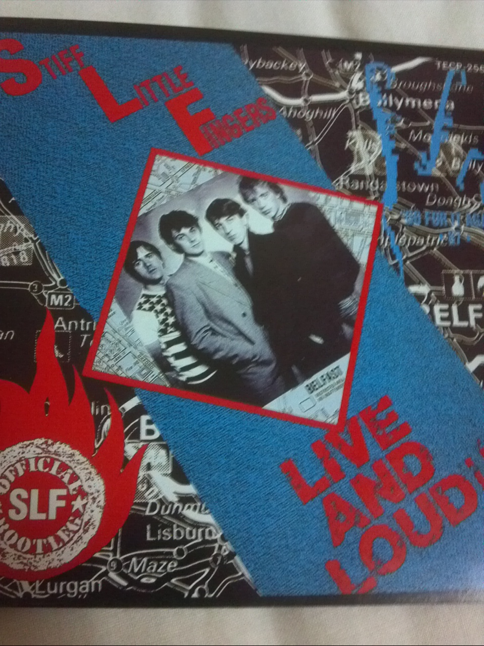Stiff  Little Fingers;Nobody's heroes