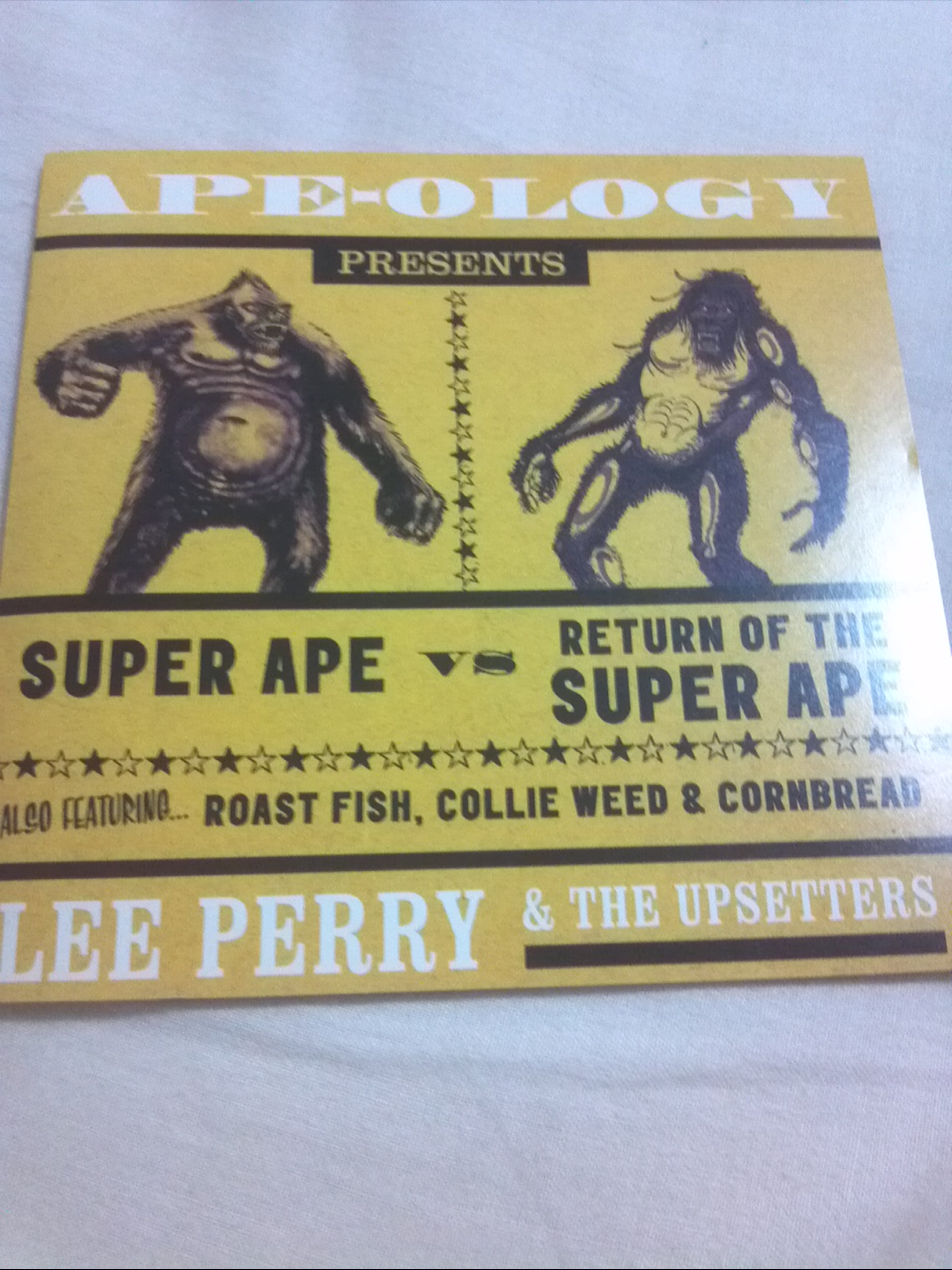 Lee Perry&The Upsetters