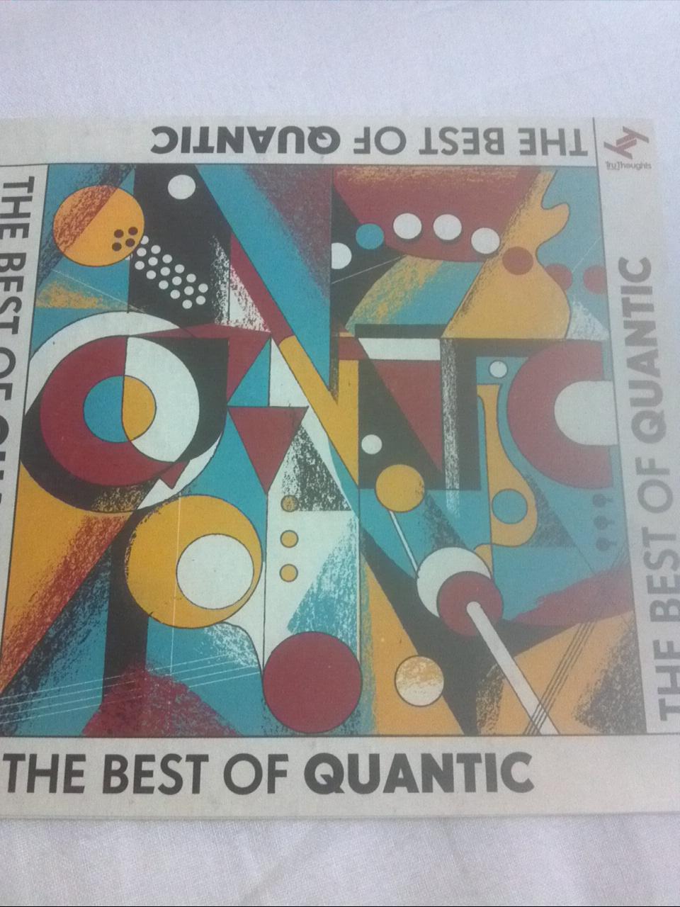 Quantic;The best of Quantic