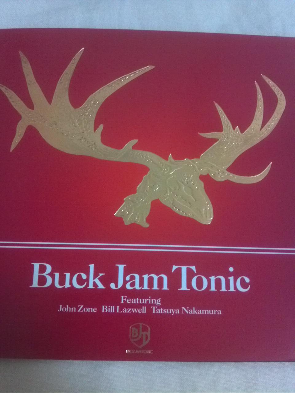 Back jam tonic
