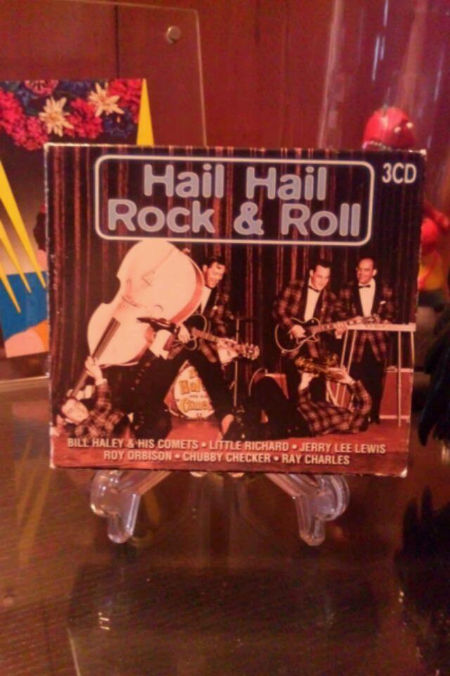 Hail Hail Rock & Roll