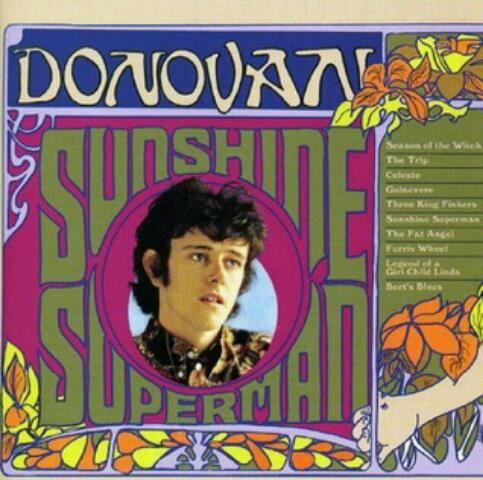 DONOVAN☆sunshine superman