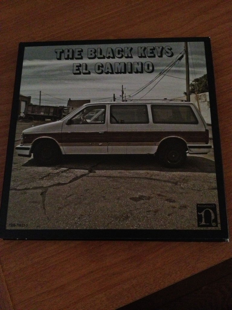 THE BLACK KEYS  / EL CAMINO