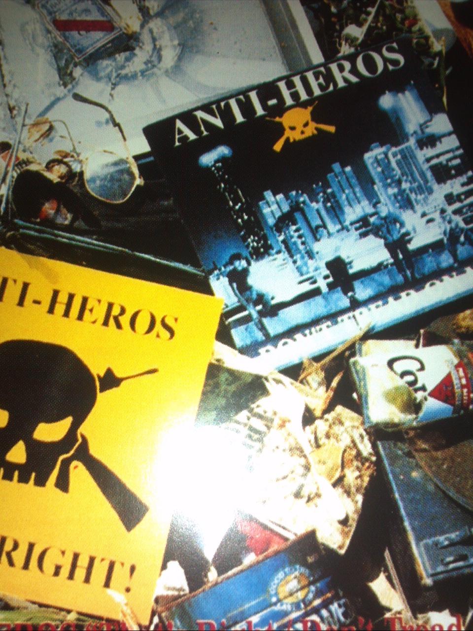 ANTI HEROES