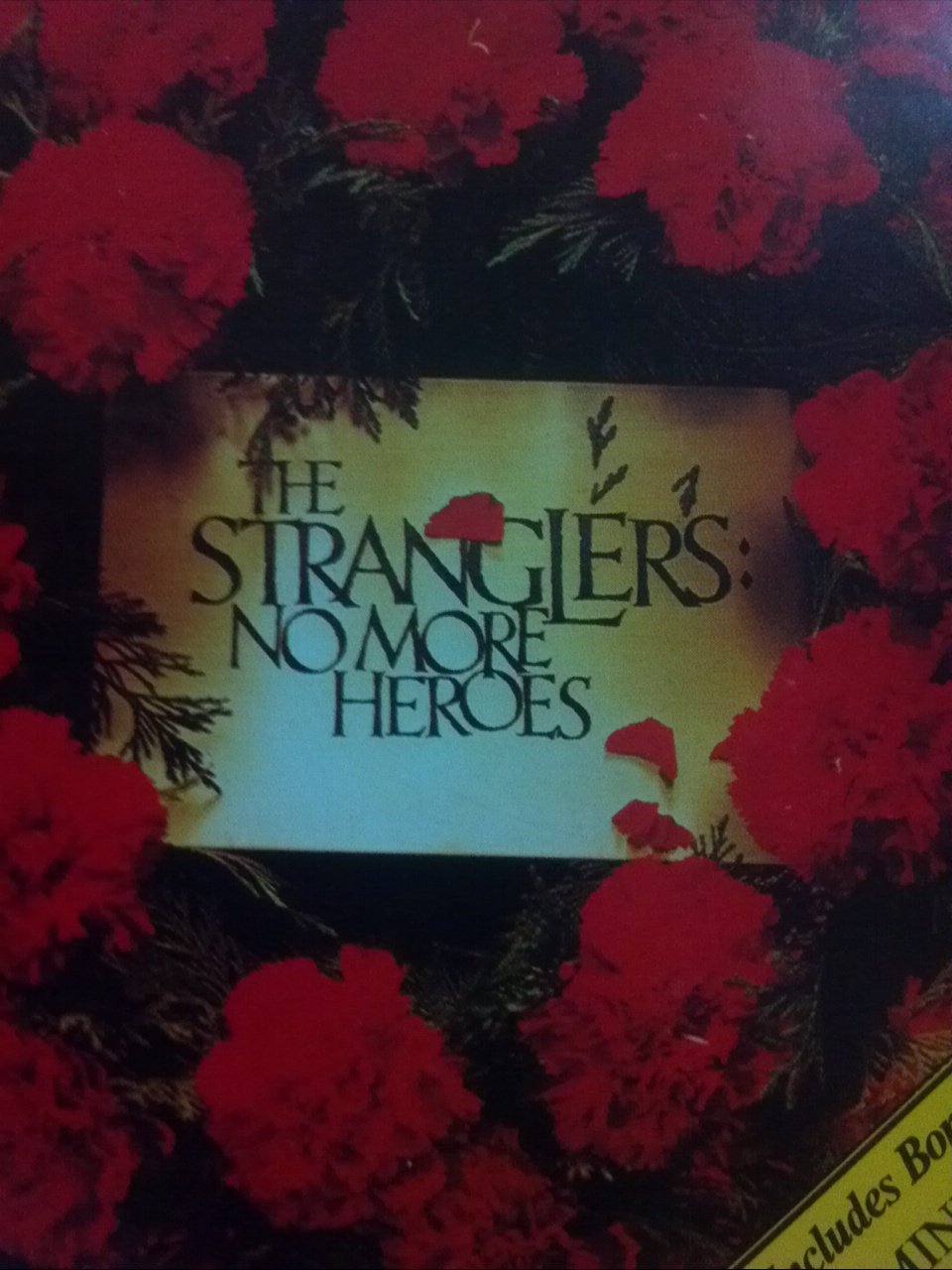 STRANGLERS;NO MORE HEROES