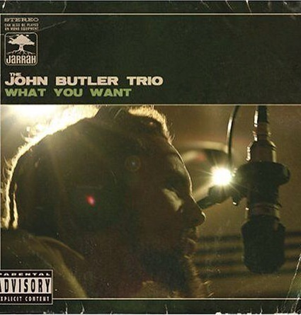 The john butler trio / what you want ep