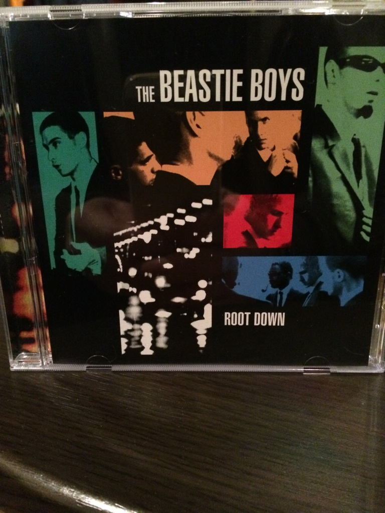 THE BEASTIE BOYS/ROOT DOWN
