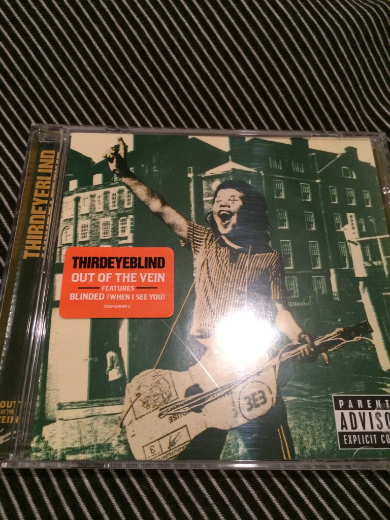 THIRDEYEBLIND / OUT OF THE VEIN
