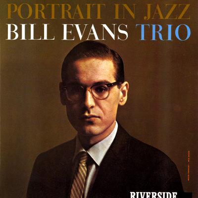 BILL EVANS TRIO/PORTRAIT in JAZZ
