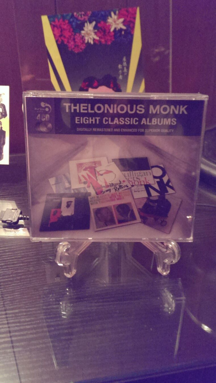 THELONIOS MONK
