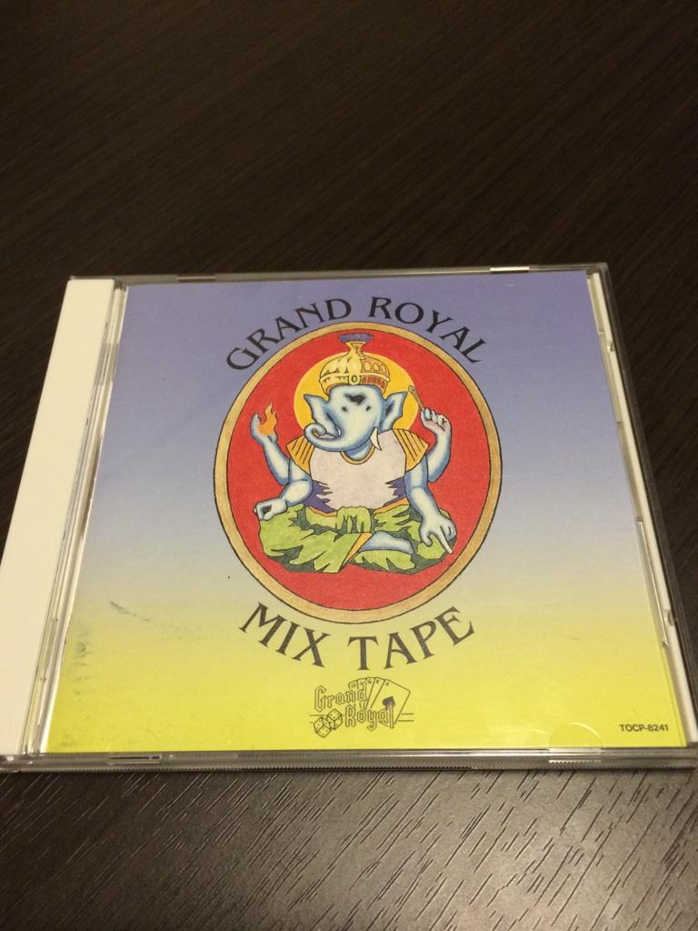 グランドロイヤルミックステープ