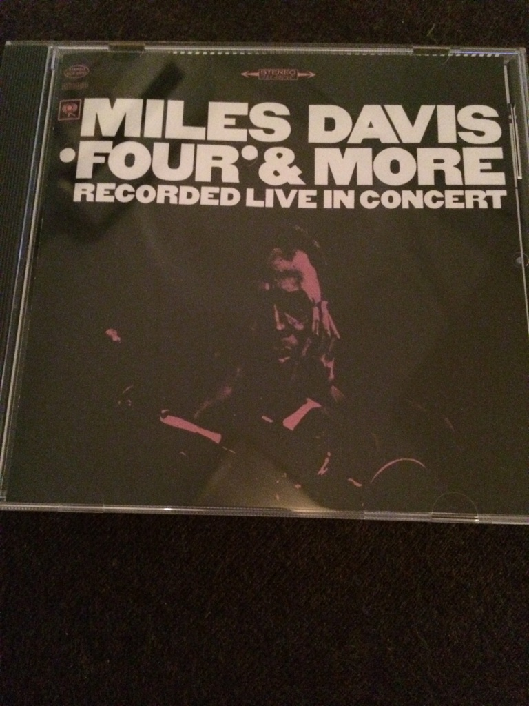 MILES DAVIS / four&more