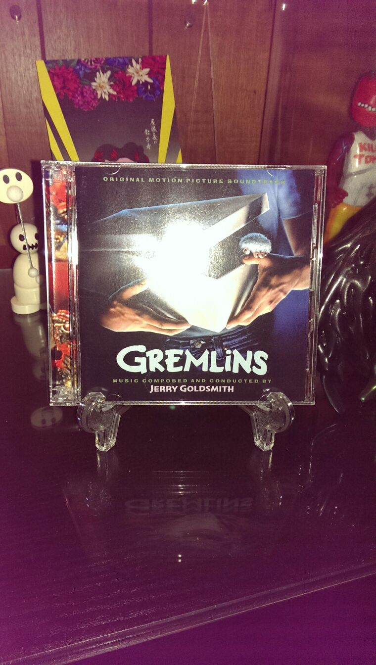 GREMLiNS / JERRY GOLDSMITH