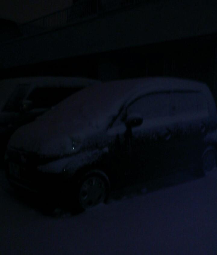 吹雪・地吹雪…(T_T)